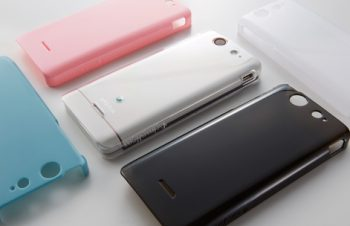 Crystal Cover Set for Xperia™ SX