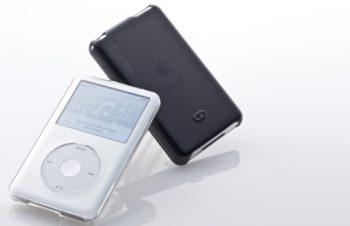 クリスタルシェル セット for iPod classic