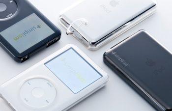 クリスタルシェル for iPod classic