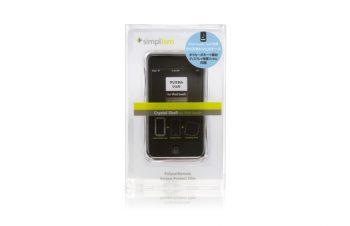 クリスタルシェル for iPod touch(2nd)(販売終了)
