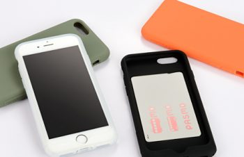 [Cushion] 衝撃吸収 シリコンケース for iPhone SE(第2世代)/7/6s/6(4.7インチ)(販売終了)