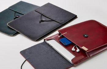 Eco Leather Book Sleeve Pro Retina