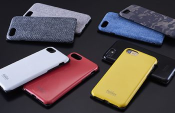 [Fablex] Shock Absorbing Fabric Case for iPhone 7(4.7インチ)