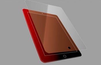 液晶保護フィルム for iPad (3rd) 光沢