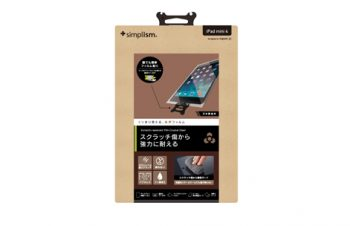Scratch-resistant Film for iPad mini 4 Crystal Clear