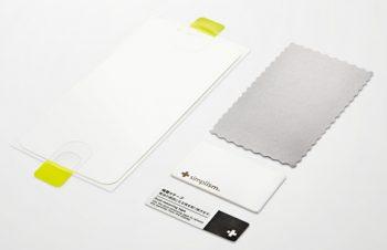 ブルーライト低減&衝撃吸収&バブルレス フィルム for iPhone 6(4.7inch)