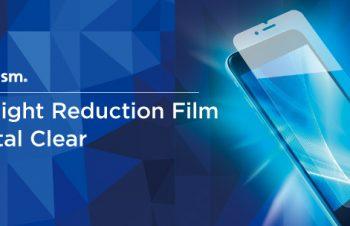 ブルーライト低減フィルム for iPhone 7 Plus(5.5インチ)光沢