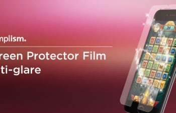 液晶保護フィルム for iPhone 7 Plus(5.5インチ)反射防止