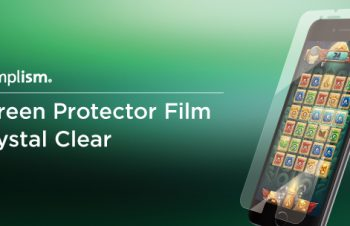 Screen Protector Film for iPhone 7 Plus(5.5インチ)Crystal Clear