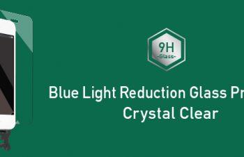 ブルーライト低減ガラスプロテクター for iPhone SE/5s/5c/5 光沢