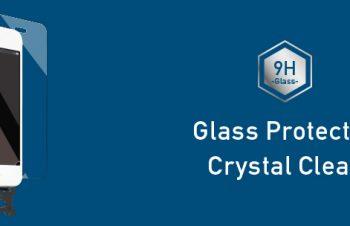 ガラスプロテクター for iPhone SE/5s/5c/5 光沢(販売終了)
