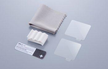 液晶保護フィルムセット for iPod nano (6th) 光沢