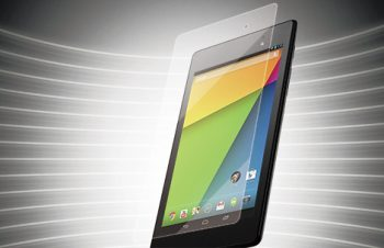 FlashRevive & Bubble-less Film Set for Nexus 7 Crystal Clear