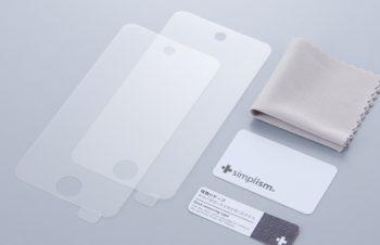 液晶保護フィルムセット for iPod touch (4th) 反射防止