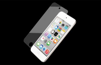 Glass Protector for iPod touch (5th) Crystal Clear 2015