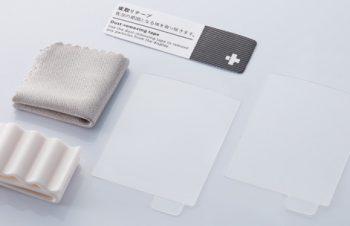 液晶保護フィルムセット for WALKMAN S-series 反射防止