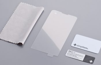 Protector Film Set for Xperia™ SX Crystal Clear
