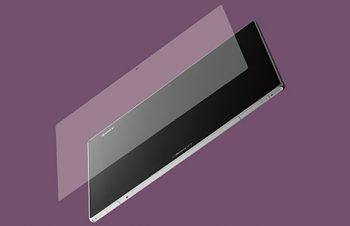 液晶保護フィルムセット for XperiaTablet Z 反射防止