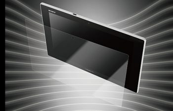 FlashRevive & Bubble-less Double Film Set for Xperia Tablet Z Crystal Clear