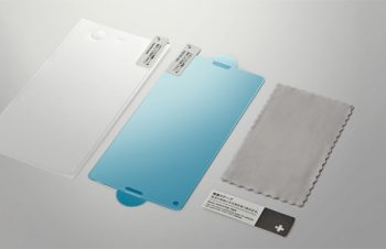 Ultra Thin Tempered Glass Protector Film for Xperia Z3 Compact