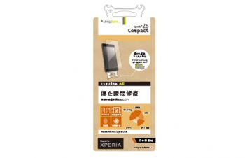 FlashRevive Film for Xperia Z5 Compact Crystal Clear