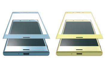 シームレス 3D ガラスプロテクター for XperiaXZs