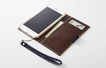 [FlipNote] Flip Note Case for iPhone 6s Plus (Fabric)