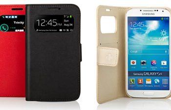 フリップノートケース for Galaxy S4