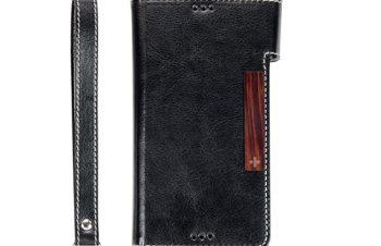 フリップノートケース for XperiaZ3 Compact – ブラック