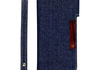 フリップノートケース for XperiaZ3 Compact – ブルー