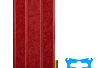 フリップシェルケース for Xperia Z4 – レッド