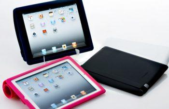 Flip シリコンケースセット for iPad 2