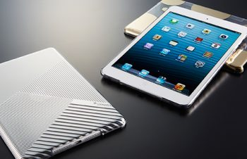 Floating Pattern Cover Set for iPad mini