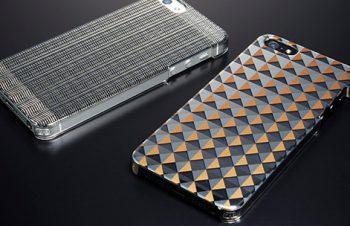 フローティングパターン カバーセット for iPhone 5