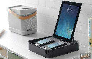 iPhone、iPadの収納上手な充電器「Bluelounge」 | GIGAMEN ギガメン