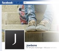 JawboneのFaceboookページ(英語)