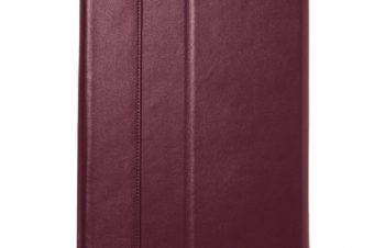 iPad 6th/5th [FlipNote] フリップノートケース – レッド