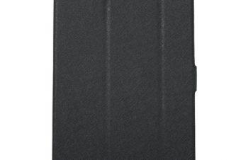 iPad 6th/5th [FlipNote Slim] スマートフリップノートケース – ブラック