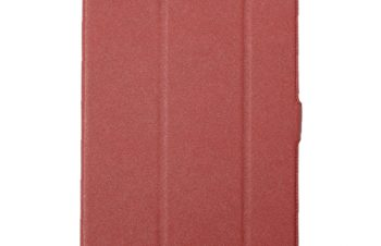 iPad 6th/5th [FlipNote Slim] スマートフリップノートケース – ピンク