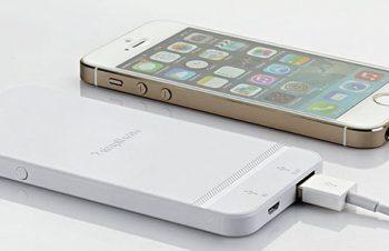 iPhone?いいえ、バッテリーです。着せかえもできるiPhone型バッテリーがいい感じ | 面白いアプリ・iPhone最新情報ならmeeti【ミートアイ】