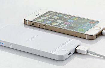 iPhone Shaped Battery