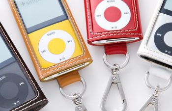 Carabiner Style for iPod nano (5th)(販売終了)