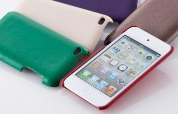 レザー カバーセット for iPod touch (4th) 2011