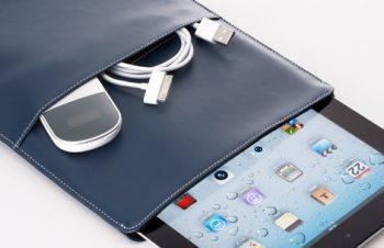 レザー スリーブケース for iPad 2(販売終了)