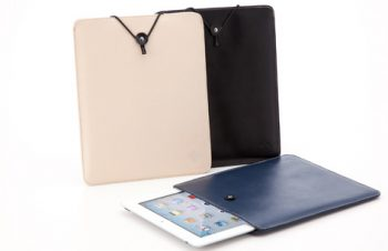 Leather Sleeve Case for iPad (3rd)