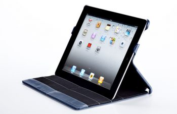 レザー スマートシェル for iPad 2