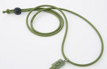 ライトニングストラップ for iPod – グリーン