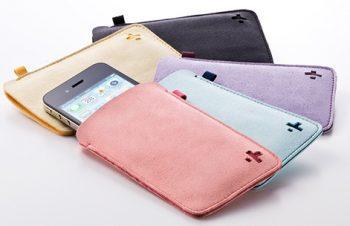 Microfiber Sleeve for iPhone 4/4S