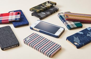 [NUNO] Back Case for iPhone SE/5s/5 (Fabric)