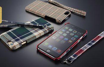 [NUNO] ファブリックケース for iPhone 6s Plus